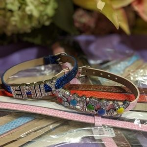 Jewelry - 6 pack Multicolored Leather Bracelets